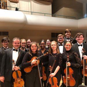 UA Viola Studio (w/Tuscaloosa Symphony), September 2019